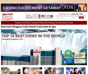 Marriott Niagara Falls